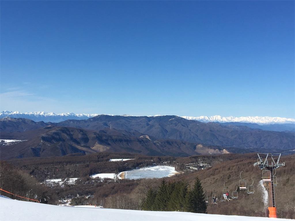 長野県スキー場