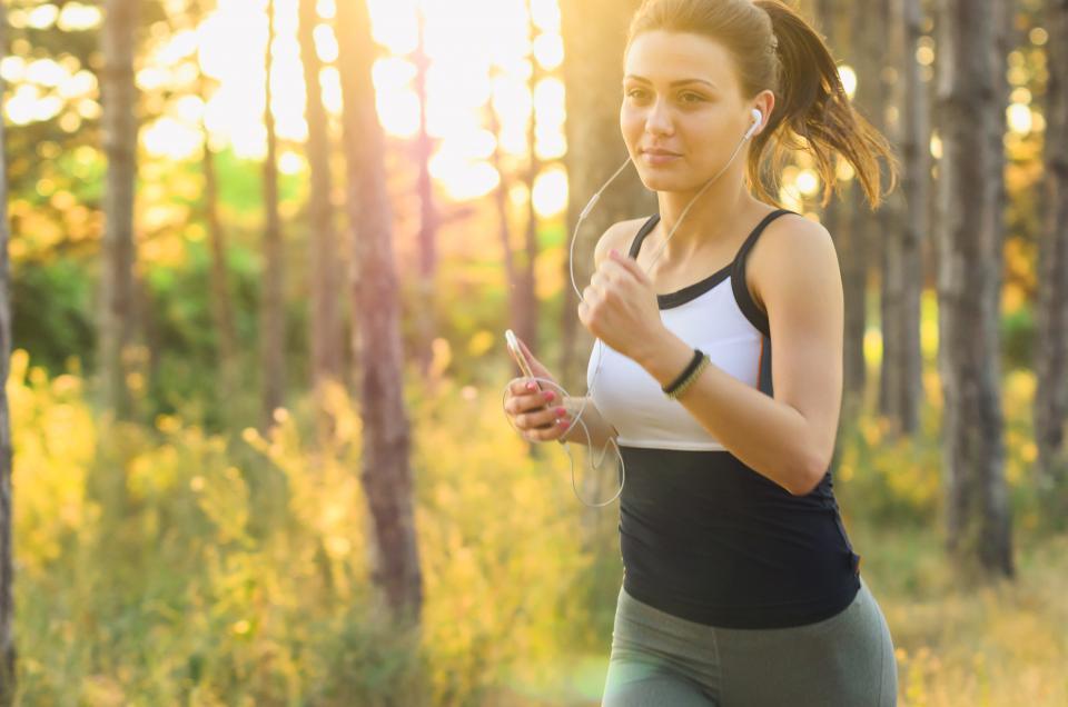 運動ランニング