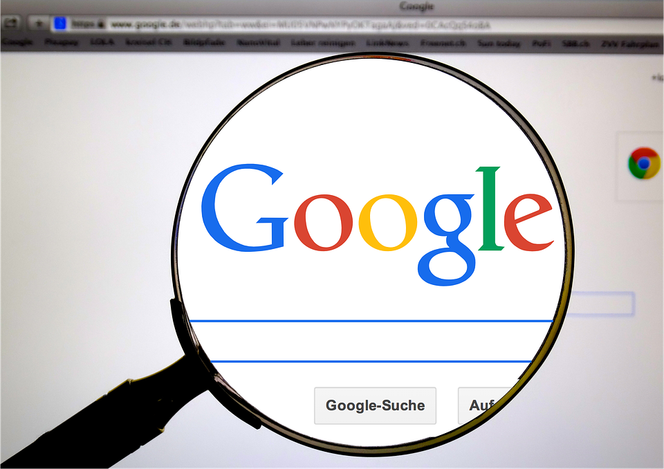 google アルゴリズム 検索 アクセス