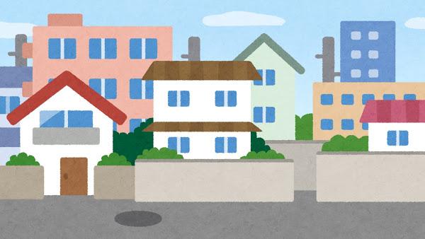 住宅 アパート シェアハウス