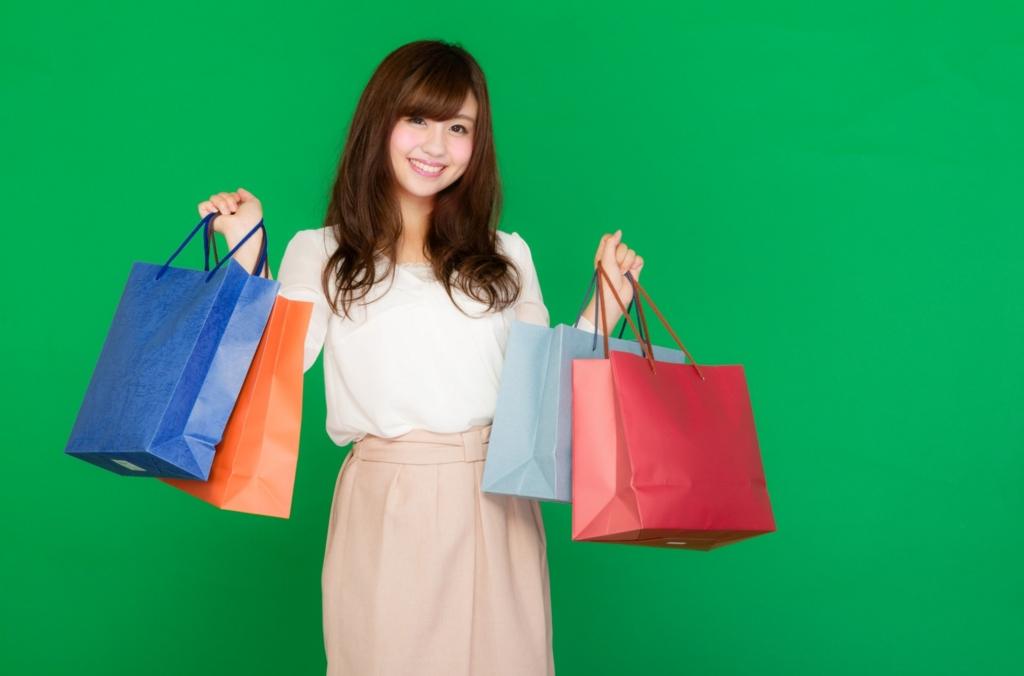 ショッピング 買い物 おしゃれ