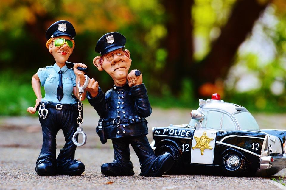警察官 職務質問 渋谷